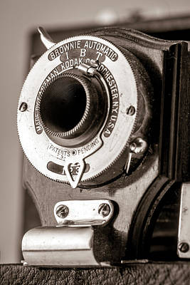 Photograph - Brownie Automatic by Irwin Seidman