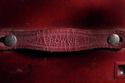 Photograph - Brownie by Mike Eingle
