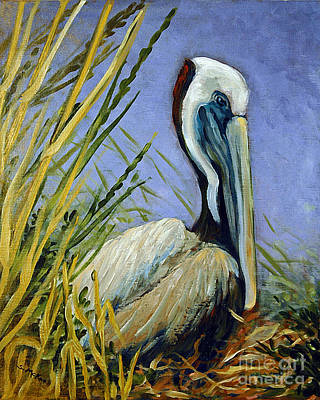Painting - Brownie Nesting by Suzanne McKee