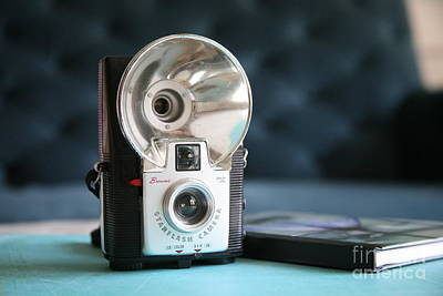 Photograph - Brownie Star Flash by Lynn England