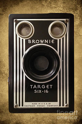 Photograph - Brownie Target Six-16 by Steven Parker