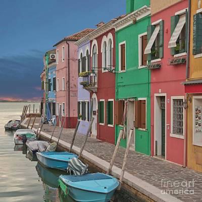 Photograph - Bruano, Italy by Loriannah Hespe