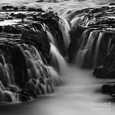 Photograph - Bruarfoss Icelandic Landscape by Gunnar Orn Arnason