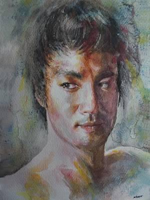 Bruce Lee - Portrait 1 Original