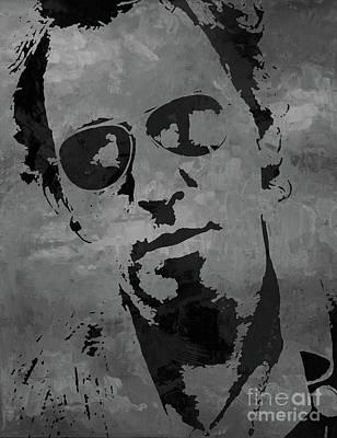 Bruce Springsteen 01a Art Print