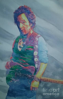 Bruce Springsteen Original by Robert Nipper