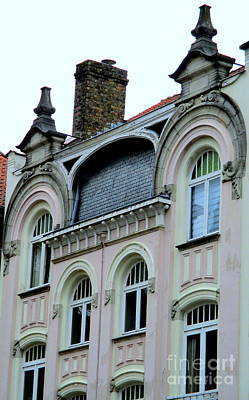 Photograph - Bruges 6 by Randall Weidner