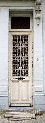 Photograph - Bruges Door 1 by Randall Weidner