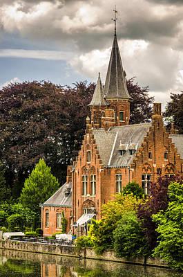 Photograph - Bruges by Pablo Lopez