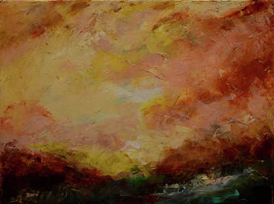 Painting - Brumas No.11 by Abisay Puentes