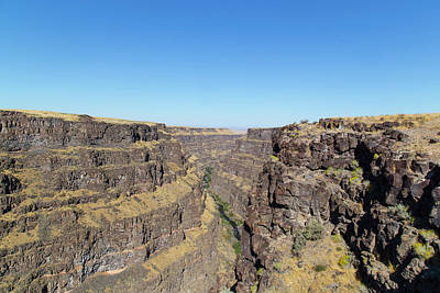 Photograph - Bruneau Canyon Overlook, Idaho by Dart and Suze Humeston