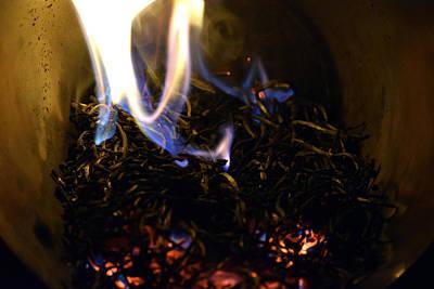 Photograph - Brushfire 17 by Sumit Mehndiratta