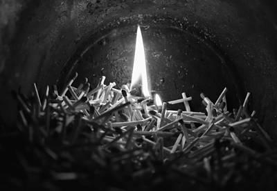 Photograph - Brushfire 6 by Sumit Mehndiratta