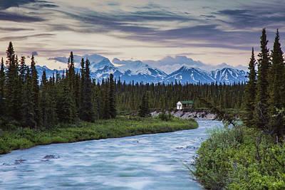 Photograph - Brushkana Creek by Matt Skinner