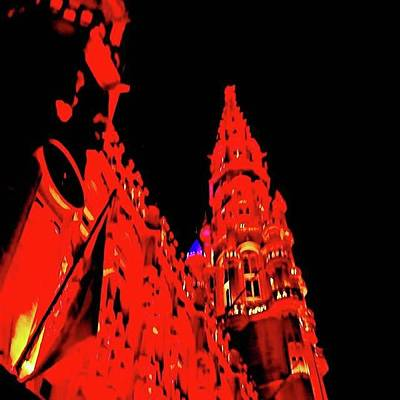 Photograph -  Brussels by Kimberly Dawn Clayton