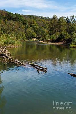 Photograph - Bryant Creek by Jennifer White