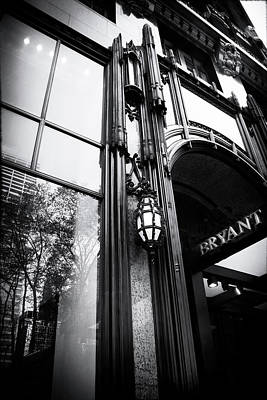 Photograph - Bryant Park Reflections by Jessica Jenney