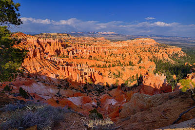 Photograph - Bryce Amphitheater by Greg Norrell