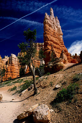 Photograph - Bryce Canyon 10 by Art Ferrier