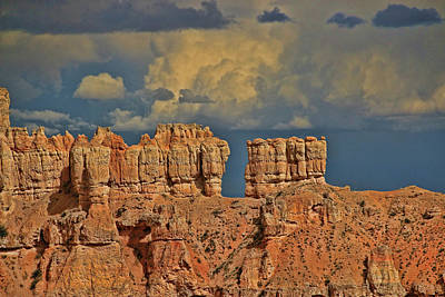 Photograph - Bryce Canyon 16 - Paria View by Allen Beatty