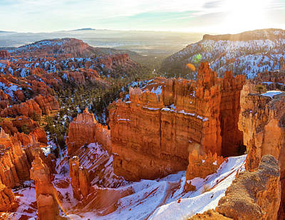 Photograph - Bryce Canyon 2 by Jonathan Nguyen