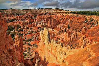 Photograph - Bryce Canyon 20 - Sunrise Point by Allen Beatty