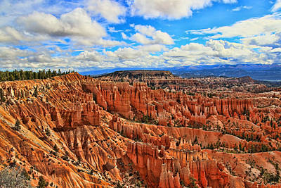 Photograph - Bryce Canyon 24 - Sunrise Point by Allen Beatty