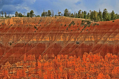 Photograph - Bryce Canyon 28 - Sunset Point by Allen Beatty
