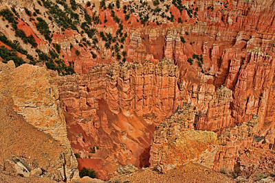 Photograph - Bryce Canyon 35 - Paria View by Allen Beatty