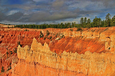 Photograph - Bryce Canyon 39 - Sunrise Point by Allen Beatty