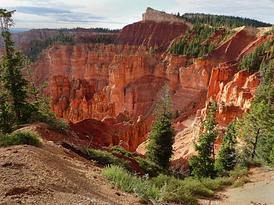 Photograph - Bryce Canyon 9 by Jeff Brunton