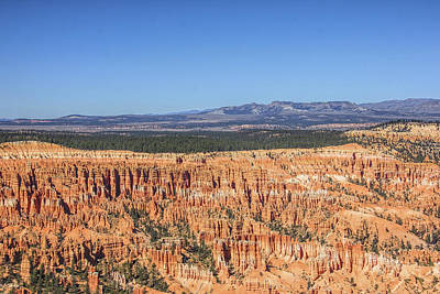 Photograph - Bryce Canyon Amphitheater by Jennie Marie Schell