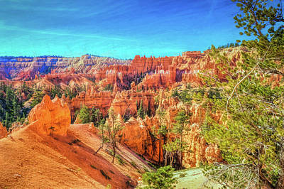 Photograph - Bryce Canyon Artistry by John M Bailey
