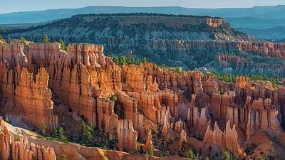Colorado Plateau Photograph - Bryce Canyon At Sunrise by Joseph Smith