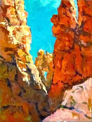 Painting - Bryce Canyon by Barbara O'Toole