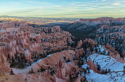 Photograph - Bryce Canyon Evening by Jonathan Nguyen