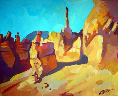 Bryce Canyon Original by Filip Mihail