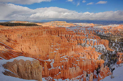 Photograph - Bryce Canyon by Gerry Sibell