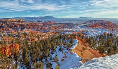 Photograph - Bryce Canyon by Jonathan Nguyen