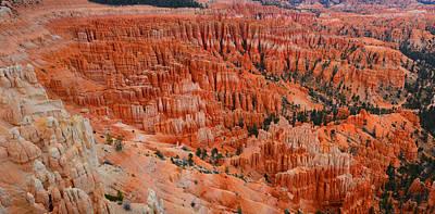Bryce Canyon Megapixels Art Print
