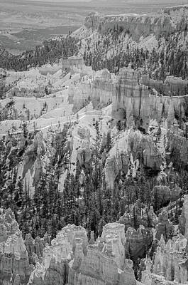 Photograph - Bryce Canyon National Park 4 by Susan McMenamin