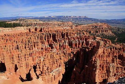 Photograph - Bryce Canyon National Park by Aidan Moran