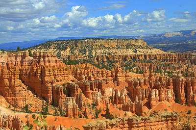 Photograph - Bryce Canyon National Park by Brian Hoover