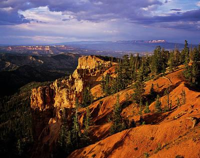 Photograph - Bryce Canyon National Park by Robert Potts