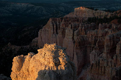 Photograph - Bryce Canyon Np II Color by David Gordon