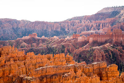 Photograph - Bryce Canyon N.p. Inspiration Point by Michael Gooch