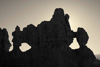 Photograph - Bryce Canyon Np Iv Toned by David Gordon