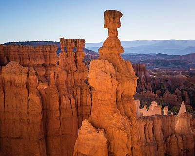 Photograph - Bryce Canyon Np Vii Color by David Gordon