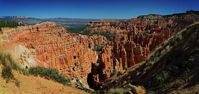 Photograph - Bryce Canyon Panorama II by Ricky Barnard