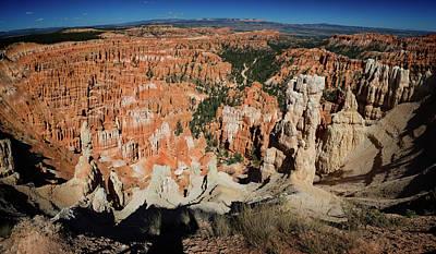 Photograph - Bryce Canyon Panorama by Ricky Barnard